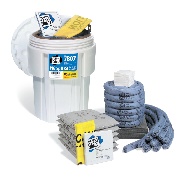 Products-Absorbents-Wipers-PIGSpillKit65GslContainer